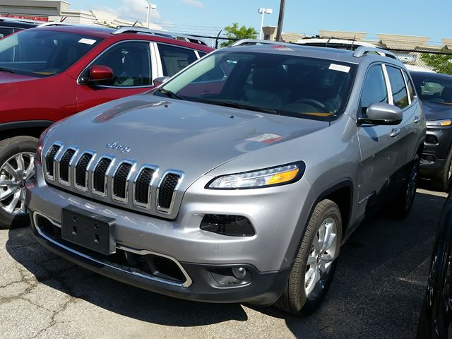 2015 JEEP Cherokee Limited 4x2 in Vaughan, Ontario