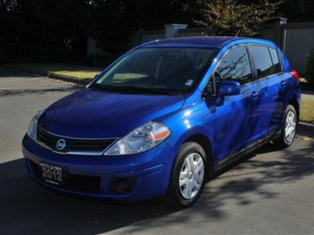 USED 2012 Nissan Versa 1.80 1.8 S Great on Gas - Campbell River ...