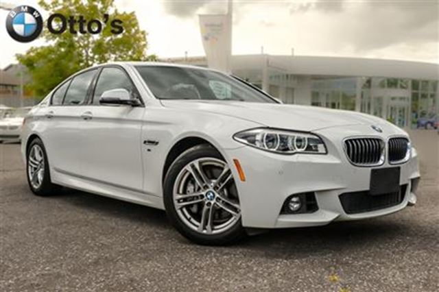 USED 2014 BMW ActiveHybrid 5 M Sport