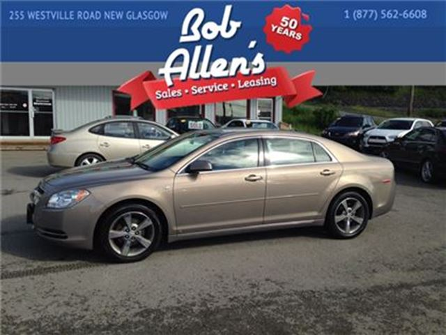 Used 2008 chevrolet malibu 240 2lt new glasgow wheels car images publicscrutiny Image collections