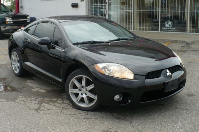 Used 2006 Mitsubishi Eclipse Gt V6 Leather Sunroof Clean Carproof
