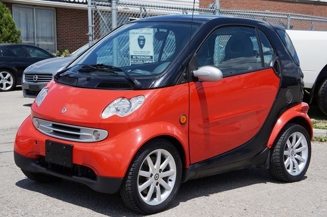 Used 2005 Smart Fortwo 080 Passion Cdi Diesel Sunroof Brampton
