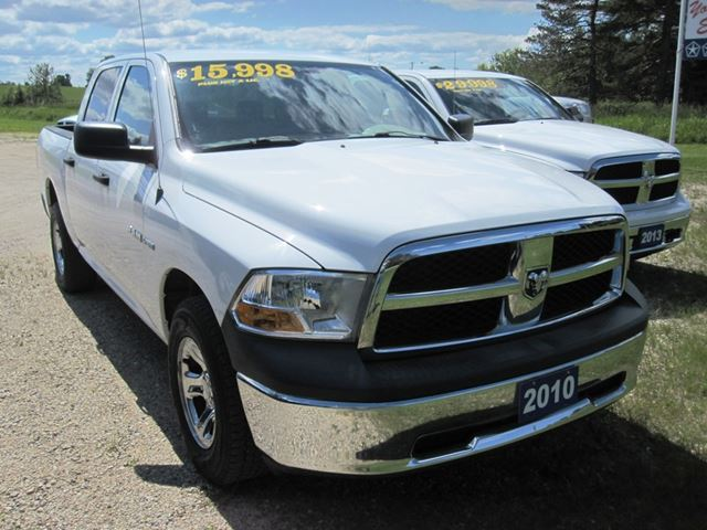 2010 Dodge RAM 1500 ST in