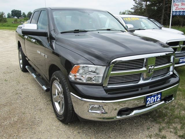 2012 Dodge RAM 1500 Big Horn in