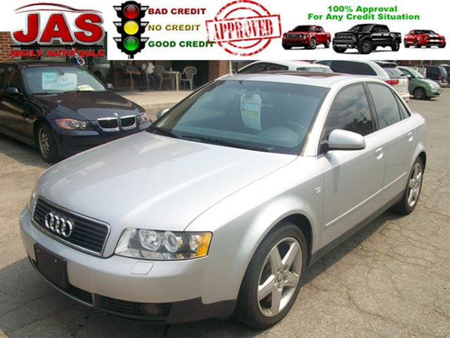 Used 2003 Audi A4 300 30l Concord Wheels