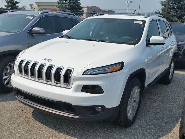 2016 JEEP Cherokee North 4x4 in Vaughan, Ontario
