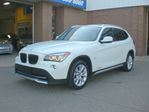 2012 BMW X1 28i XDrive28i + Panoramic Roof in Mississauga, Ontario