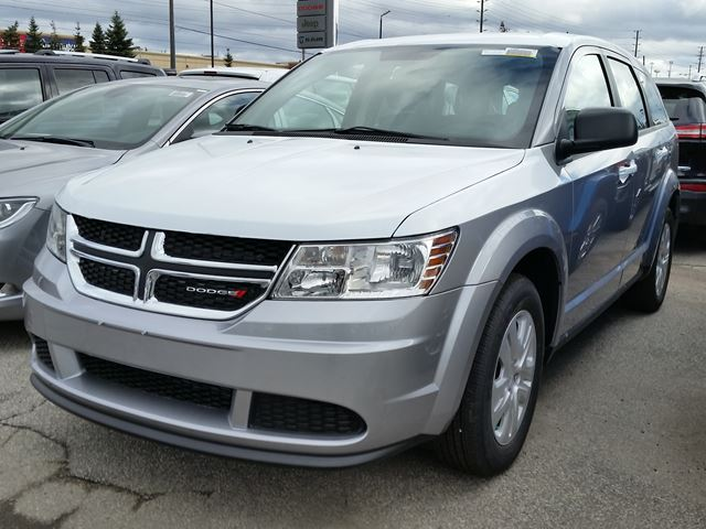 Cars For Sale In Canada >> 2016 Dodge Journey Canada Value Pkg Vaughan Ontario Car