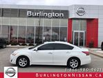 2015 Nissan Altima 2.5 SL, ACCIDENT FREE, NAVI, INC. SNOW TIRES ! in Burlington, Ontario