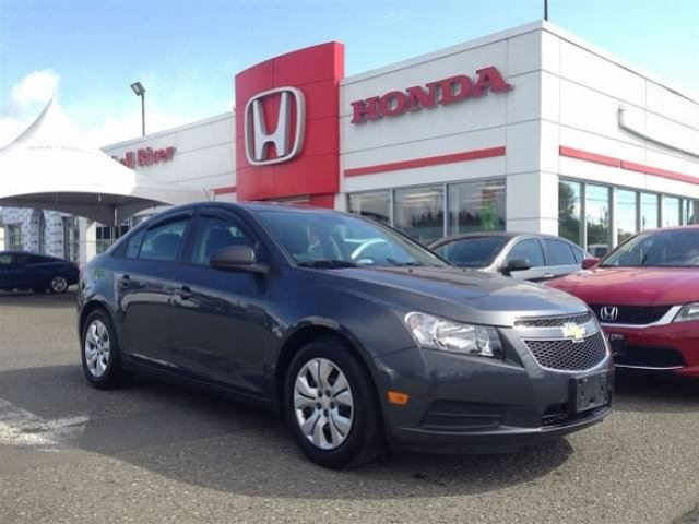 2013 CHEVROLET CRUZE LS in Campbell River, British Columbia