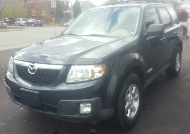 Used 2008 Mazda Tribute 3 00 Gx Cambridge Wheels Ca