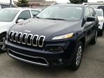 2016 Jeep Cherokee Limited Edition 4x4 in Vaughan, Ontario