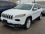 2016 Jeep Cherokee Limited 4x2 in Vaughan, Ontario