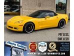 2005 Chevrolet Corvette *Supercharged/Lthr/6Spd/6.0L V8 in Winnipeg, Manitoba