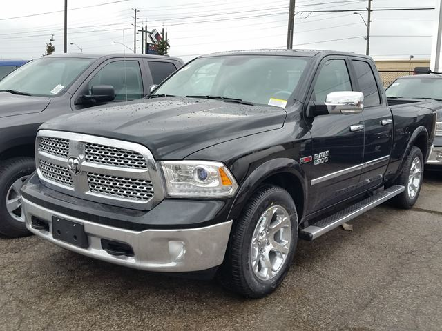 2016 Ram 1500 Ecodiesel For Sale >> 2016 Dodge Ram 1500 Laramie 4x4 Eco Diesel Vaughan