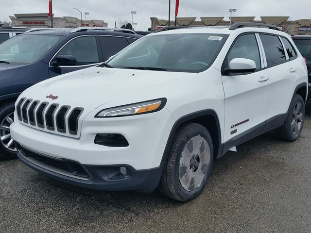 2016 JEEP Cherokee 75th Anniversary in Vaughan, Ontario