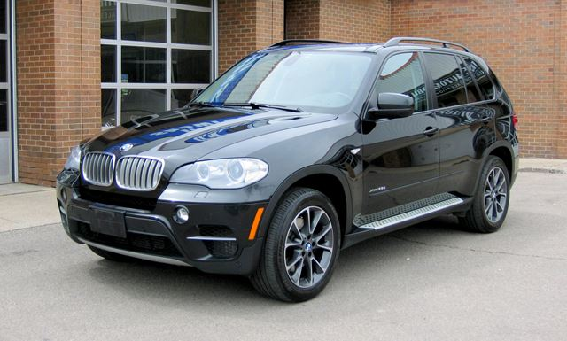 2013 BMW X5 xDrive35d + Technology & Premium Pkg in Mississauga, Ontario