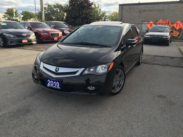 2010 ACURA CSX Tech Pkg in Burlington, Ontario