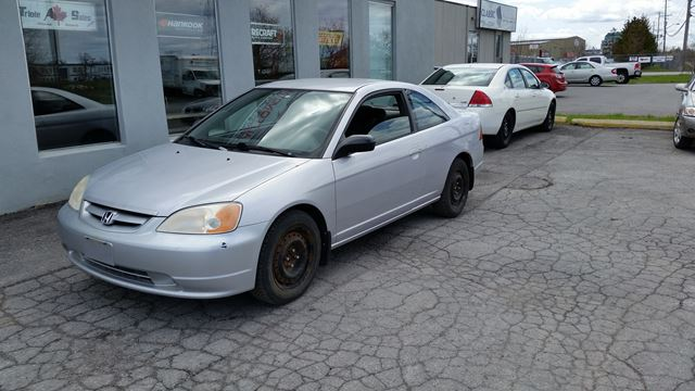 2002 Honda Civic