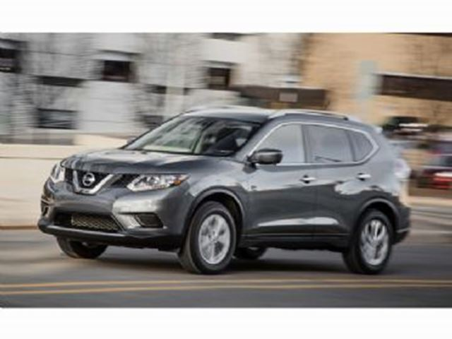 2018 NISSAN Rogue SV AWD in Mississauga, Ontario