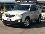 2011 Mazda Tribute *ACCIDENT FREE*LEATHER*SUNROOF*FULLY LOADED* in Toronto, Ontario