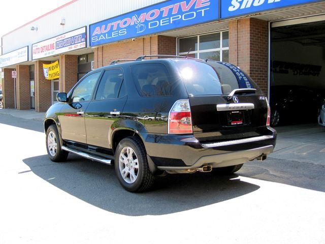 USED Acura MDX WTech Pkg Dvd Ent ASIS Mississauga - Acura mdx 2005 for sale