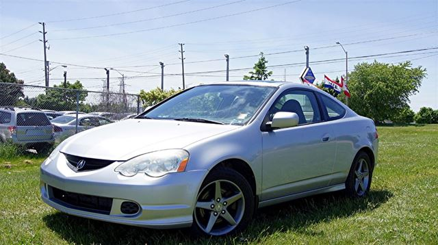 USED Acura RSX TYPES TYPE S SPEED MANUAL LEATHER SU - Used acura rsx type s