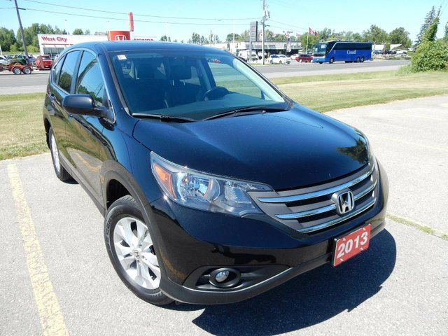2013 HONDA CR-V EX-L,LEATHER,HEATED SEATS! in Belleville, Ontario