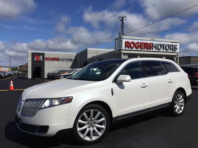 Used 2010 Lincoln Mkt 370 Awd Navi Dvd 7 Pass Pano Roof