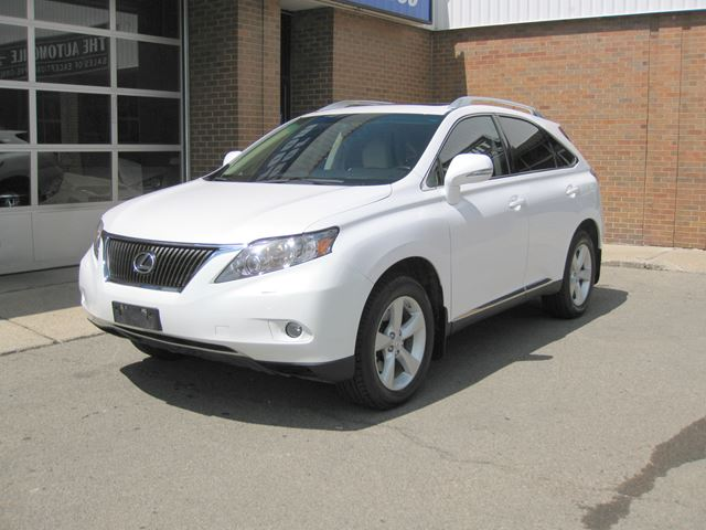 2010 LEXUS RX 350 Awd + Back up cam + Xenon in Mississauga, Ontario