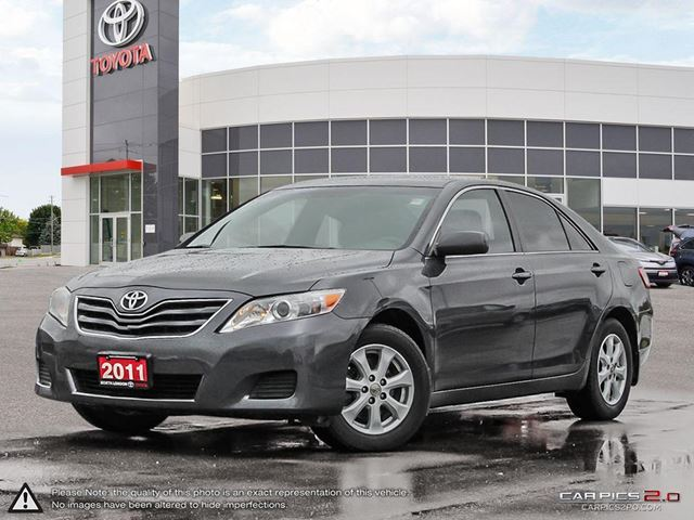 2011 TOYOTA Camry LE V6 Comfortable and quite ride  - US:CarNEws.com in London, Ontario