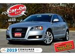 2010 Audi A3 2.0T LEATHER HTD SEATS PWR GRP LOADED in Ottawa, Ontario