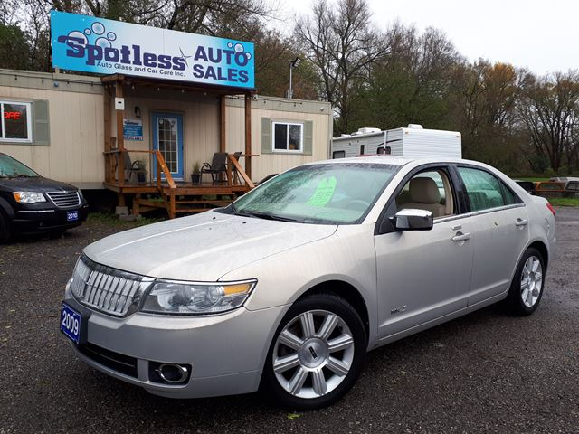 2009 LINCOLN MKZ           in Whitby, Ontario