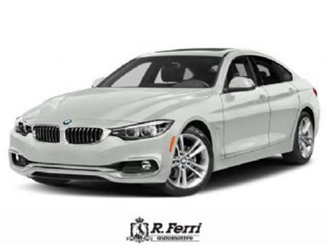 2019 BMW 4 Series 430i xDrive Gran Coupe in Mississauga, Ontario