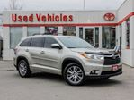 2015 Toyota Highlander XLE REMOTE STARTER NAVI HEATED SEATS BACKUP CAM in Toronto, Ontario