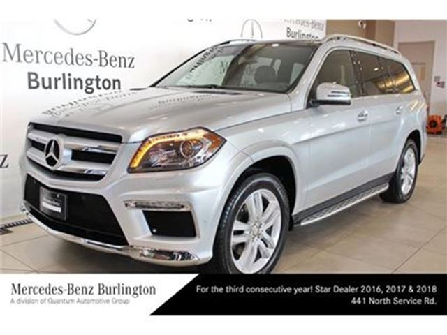Used 2016 mercedes benz gl350 diese bluetec 4matic for Mercedes benz st catharines