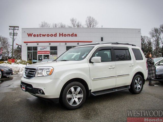 2015 HONDA Pilot Touring in Port Moody, British Columbia