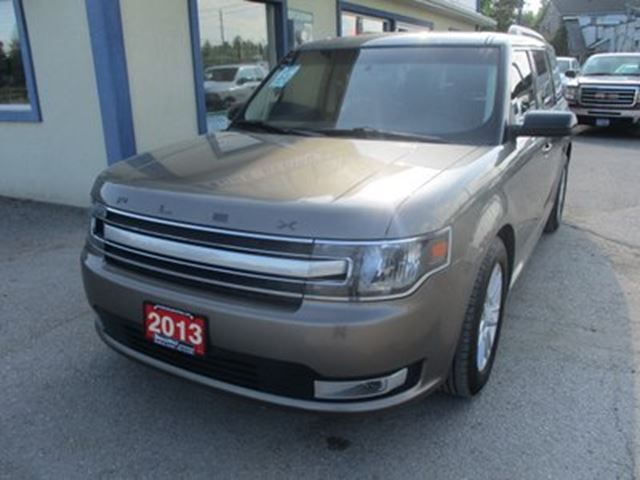 2013 FORD Flex ALL-WHEEL DRIVE SEL MODEL 7 PASSENGER 3.5L - V6 in Bradford, Ontario