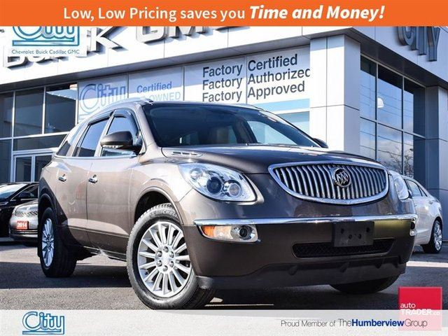 2010 Buick Enclave CXL1 - Toronto, Ontario Used Car For ...