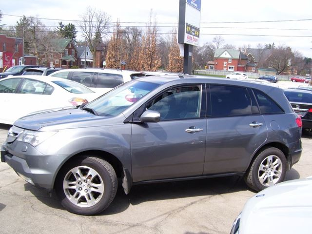 USED 2008 Acura MDX LEATHER/SUNROOF/BLUETOOTH!! - Kitchener | Wheels.ca
