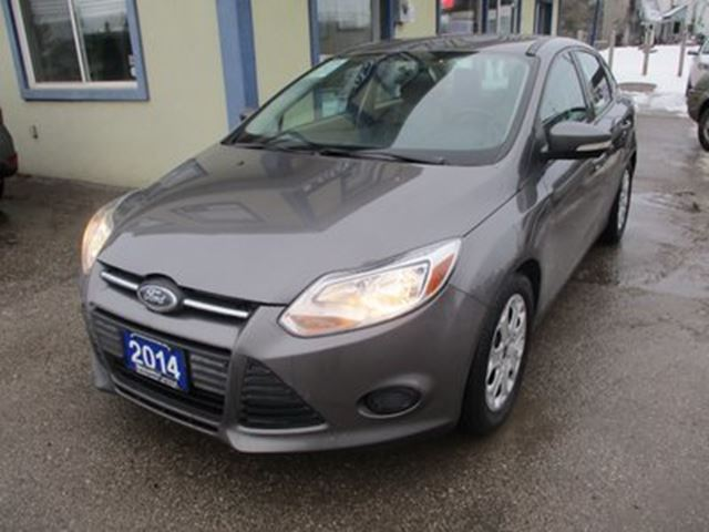 2014 FORD Focus GAS SAVING SE MODEL 5 PASSENGER 2.0L - DOHC.. H in Bradford, Ontario