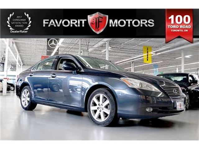 USED 2007 Lexus ES 350 V-6 cy LTHR HEATED SEATS MOONROOF - Toronto ...