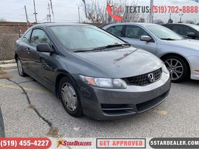 2010 HONDA Civic DX-G   APPLY & GET APPROVED in London, Ontario