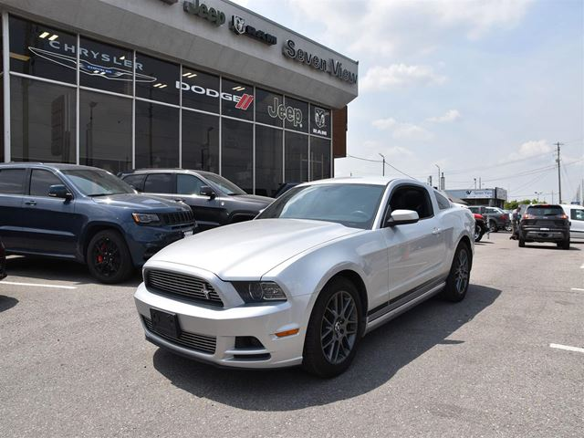 2014 FORD Mustang V6 Premium LEATHER/AUTOMATIC in Concord, Ontario
