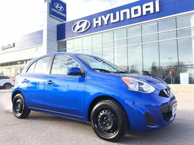 2015 NISSAN Micra - $61.89 B/W - Low Mileage in Brantford, Ontario