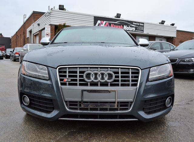 Used 2008 Audi S5 420 6 Speed Manual No Accident History