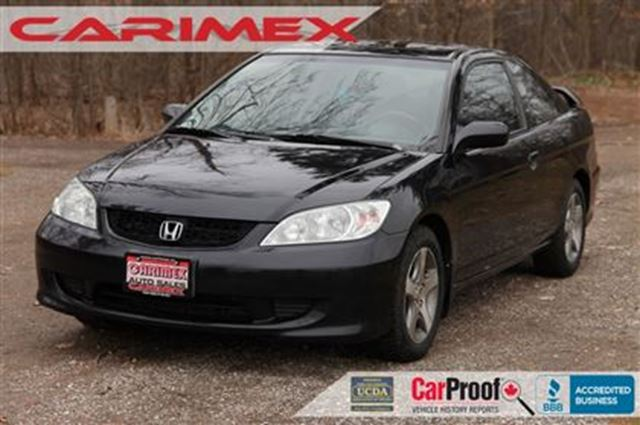 Used 2004 Honda Civic 170 Si Certified E Tested Kitchener