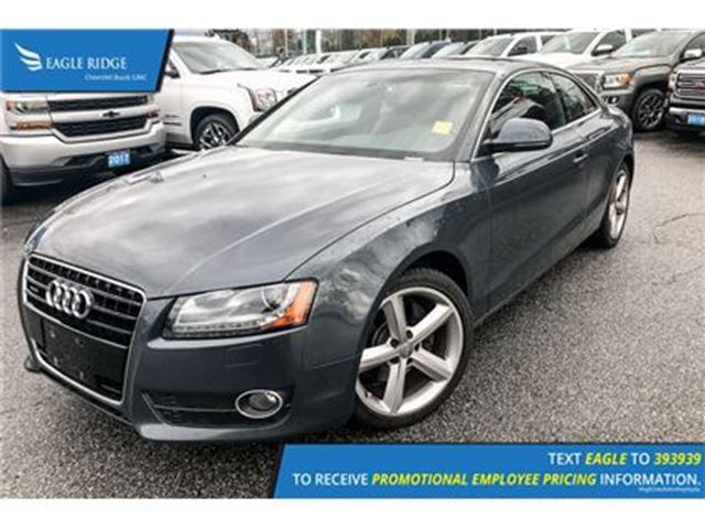 used 2009 audi a5 v 6 cy 3 2l gps navigation leather. Black Bedroom Furniture Sets. Home Design Ideas
