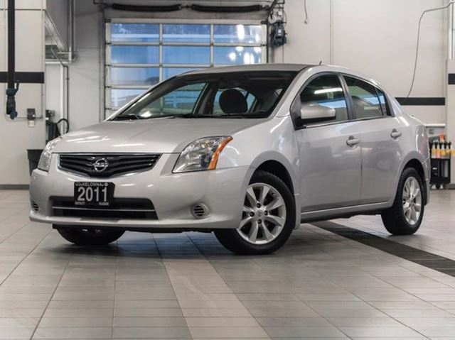 USED 2011 Nissan Sentra 2.00 2.0 CVT w/Value Option Package ...