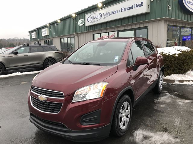 2014 CHEVROLET Trax LS BLUETOOTH/LOADED/KEYLESS in Lower Sackville, Nova Scotia